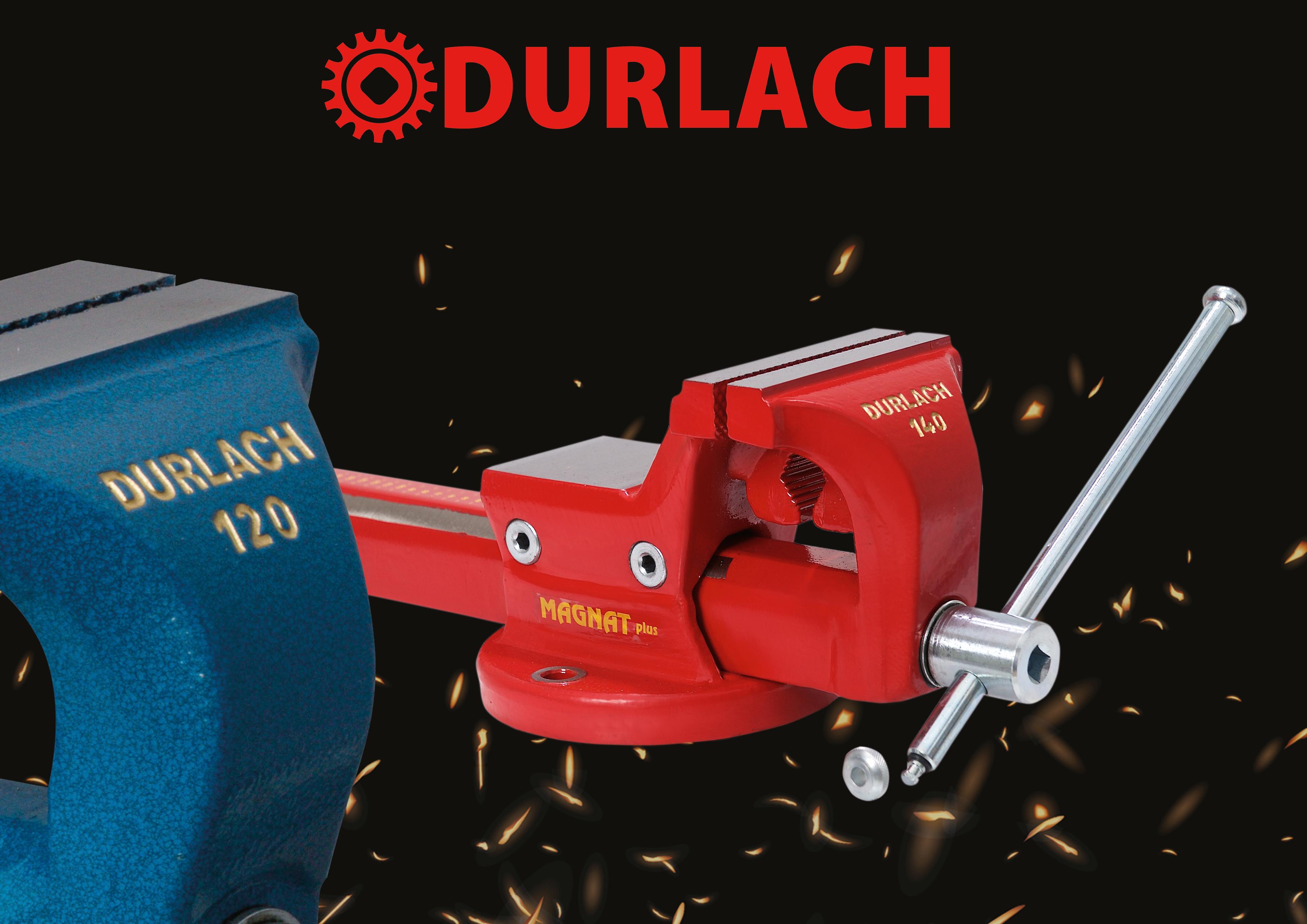 Durlach Schraubstock